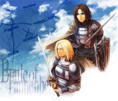 Tags: Anime, Pixiv Id 732210, Axis Powers: Hetalia, Poland, Lithuania, History, Warrior