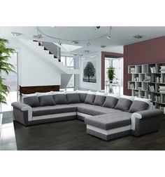 The Hidden Secret of Modern U Luxury Sofa Design for Living Room Living Room Cushions, Living Room Sofa Design, Living Room Modern, Living Room Designs, Latest Sofa Designs, Sofa Set Designs, Canapé Design, Lounge Design, Corner Sofa Design