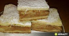 Gluténmentes almás-fahéjas pite recept képpel. Hozzávalók és az elkészítés részletes leírása. A gluténmentes almás-fahéjas pite elkészítési ideje: 65 perc Healthy Protein, Healthy Smoothies, Healthy Desserts, Hungarian Desserts, Hungarian Recipes, Gluten Free Desserts, Gluten Free Recipes, Sin Gluten, Soy Milk Benefits