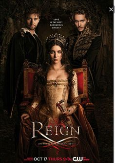 #Reign Season 1 #Netflix Review read it at http://getreallol.com/reign-season-1-review/