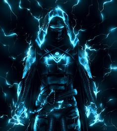 Lightning Battle Mage
