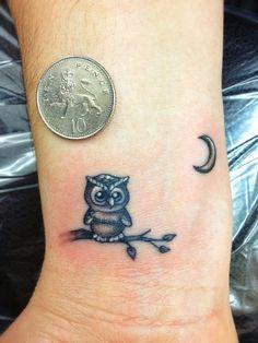 Imagini pentru owl tattoo