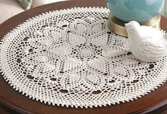 The exquisite designs of Patricia Kristoffersen in Absolutely Gorgeous Doilies have so much to offer: beauty for the home, a wealth of unique stitches to admire, and a rewarding experience for the cro