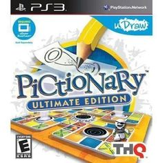 Pictionary Ultimate Edition is a new, high-tech version of the classic game of quick sketches and crazy guesses. The game features new clues and modes exclusively created for the uDraw GameTablet for Xbox 360 and platforms. Failing Marriage, Save My Marriage, Marriage Advice, Divorce, Latest Video Games, Video Game Collection, B 13, Xbox 360 Games, Game Pieces