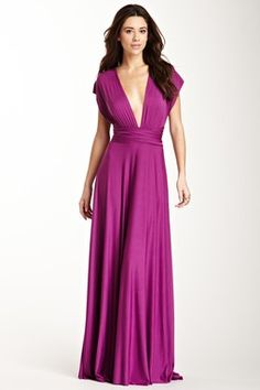 Rachel Pally Convertible Alady Dress  add cleavage cover, and you're good!