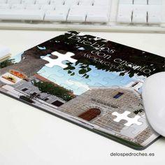 Alfombrilla de ratón con fotografía de Añora (Córdoba) #ValleDeLosPedroches   http://delospedroches.es/es/alfombrillas/220-alfombrilla-poliester-rectangular-anora-al-02.html