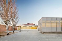 Roses IES Cap Norfeu extension.   The aim of this project is the alteration and extension of IES Cap Norfeu in Roses. The intervention involves the enlarge...