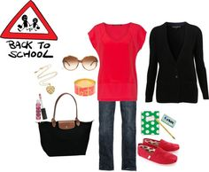 24 Great Back to School Outfit Ideas | Style Motivation