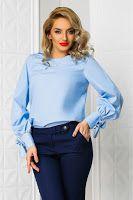 bluze-dama-ieftine-online-5 Poplin, Long Sleeve, Sleeves, Tops, Women, Fashion, Moda, Long Dress Patterns, Fashion Styles
