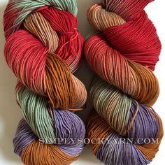 Simply Socks Yarn Company - BMFA STR LT Cluckers, $25.00 (http://www.simplysockyarn.com/bmfa-str-lt-cluckers/)