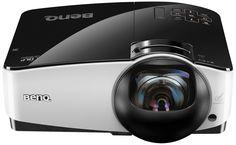 BenQ MW870UST 3000 Lumens PointDraw Ready Short Throw DLP Projector