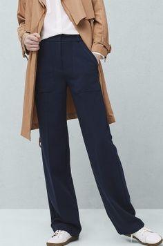 Spodnie damskie - Mango - Mateo
