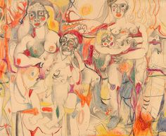 Review: 'Embracing Modernism: Ten Years of Drawings . Acquisitions' at the Morgan Runs a Gamut - NYTimes.com. Marisol.