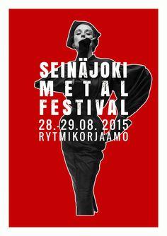 Seinäjoen Elävän musiikin yhdistys Selmu ry:n järjestämä Seinäjoki Metal Festival on uusin tulokas Seinäjoen festivaalikesään. Historian ensimmäistä SMF-festaria päästään viettämään 28.-29.8.2015 Rytmikorjaamon tiloissa. Seinäjoki Metal Festivalin pääesiintyjiksi ovat valikoituneet kesän ainoan Suomen keikkansa soittavat My Dying Bride (UK) ja Carach Angren (NL) sekä pitkän keikkataukonsa SMF:ssa katkaiseva Pain (SWE).