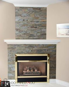 67 Best Fireplace Update Ideas Images In 2019 Fire Placesstone Surround