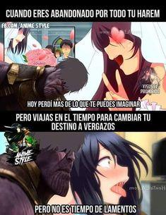Anime Meme, H Anime, Otaku Meme, Kawaii Anime, Stupid Memes, Dankest Memes, Sword Art Online Wallpaper, Manga Anime One Piece, Animes Yandere