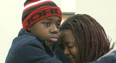 A 13-year-old boy who was reported missing about four years was reunited with his mother Saturday after being found behind a false wall in an Atlanta-area home, police and CNN affiliate WXIA report...