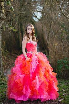 Toni Lynn senior prom