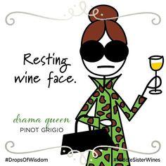 Badass. #wine #dropsofwisdom