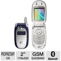 Motorola V551 Unlocked GSM Cell Phone $ $27.99 Tigerdirect Cell Phone Deals, Electronic Deals, Best Computer