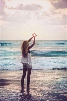 Good beach pic idea