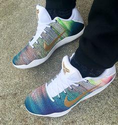 6753d197be52 Nike Kobe 11 Day Shift. Alli Kondor · Volleyball basketball shoes