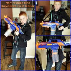Nerf Blasters: A History