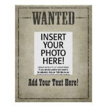 Fbi Clip Art   most wanted poster template