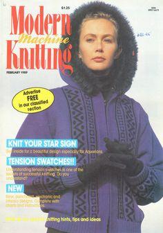 Modern Machine Knitting Magazine 1989.02 Free PDF Download 300dpi ClearScan OCR