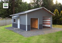 Gallery - This pole building is proof that good things come in small packages!