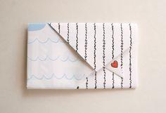 10 Best Origami Letter images | Origami letter, Origami
