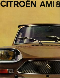 Citroen Ami 8 https://de.pinterest.com/lovejoy58uk/vintage-car-ads-board-2/