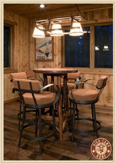 See more of High Camp Home's rustic interior spaces at www.highcamphomedesign.com
