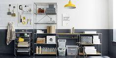 modern shelving <3