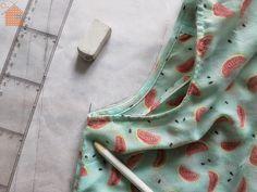 Cómo sacar el patrón de una prenda confeccionada