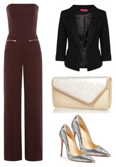 """""""Chic!!"""" by josehline on Polyvore featuring Maison Margiela, Christian Louboutin, Boohoo and River Island"""