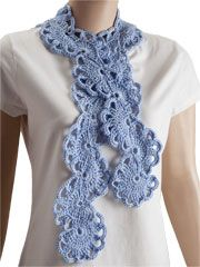 love these scarves but then I like making quick projects like this