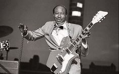 The great Jimmy Reed
