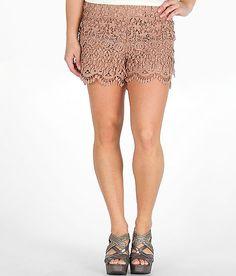 Daytrip Crochet Short