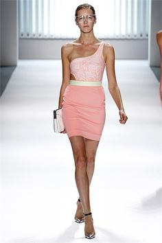 Sfilata Milly by Michelle Smith New York - Collezioni Primavera Estate 2013 - Vogue