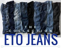 Eto Denim www.etojeans.co.uk