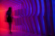 Cornea TI: Light Installation at Luminale 2014 | Inspiration Grid | Design Inspiration