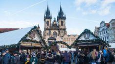 Vánoční trhy Praha, Brno a další města - Info. Prague Christmas Market, Switzerland Destinations, Prague Czech Republic, Mountain Bike Trails, Heritage Site, Old Town, Barcelona Cathedral, Louvre