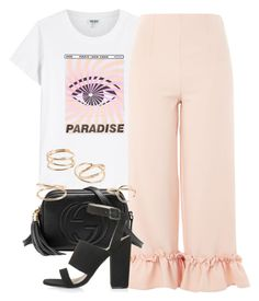 """*"" by fashio-188 ❤ liked on Polyvore featuring Kenzo, Topshop, Gucci and MANGO"