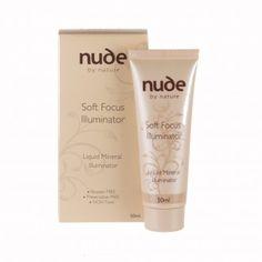 Nude By Nature Soft Focus Illuminator 1 ea