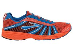 Favorite racing shoe. 1 mile to marathon. Literally. Can also be worn as a light weight trainer.
