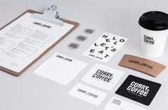 CURRY & COFFEE by Fujin Tree on Behance
