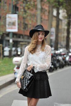 Milan fashionweek day 1