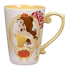 Belle Disney Princess Mug   Disney Store