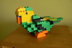 https://flic.kr/p/pWwPt3 | Parrot | LEGO DUPLO parrot